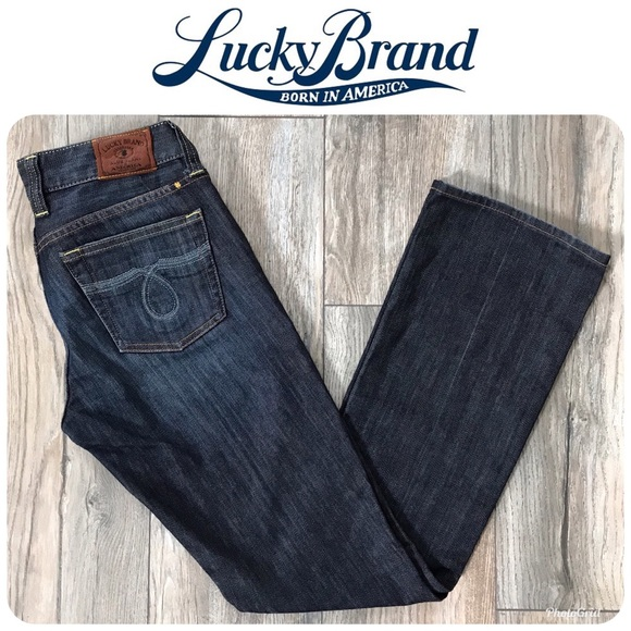 Lucky Brand Denim - NWOT LUCKY BRAND Lola Bootcut Jeans Sz 4 $129!